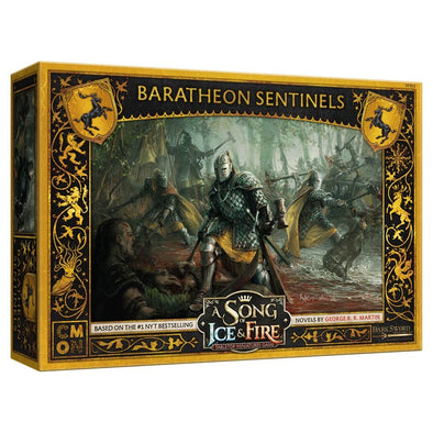 A Song of Ice and Fire - Tabletop Miniatures Game - House Baratheon - Baratheon Sentinels (Pre-Order)