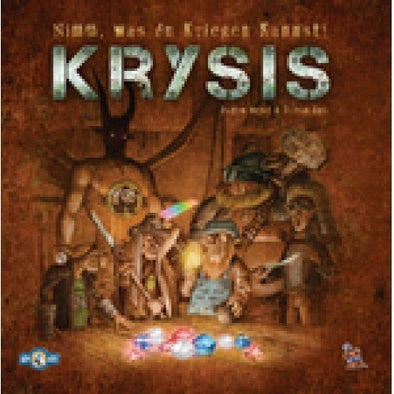 Buy Krysis and more Great Board Games Products at 401 Games