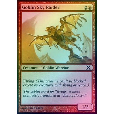 Goblin Sky Raider (Foil) available at 401 Games Canada