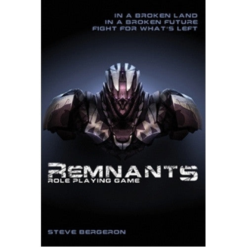 Remnants - Core Rulebook - 401 Games