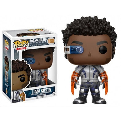 Buy Pop! Mass Effect - Liam Kosta and more Great Funko & POP! Products at 401 Games