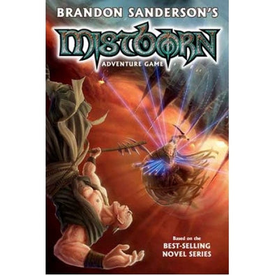 Mistborn Adventure Game - Core Book - 401 Games