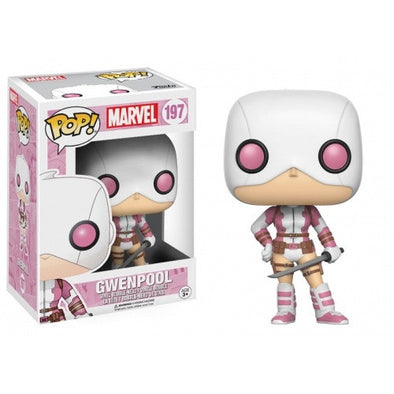 Buy Pop! Marvel - Gwenpool and more Great Funko & POP! Products at 401 Games