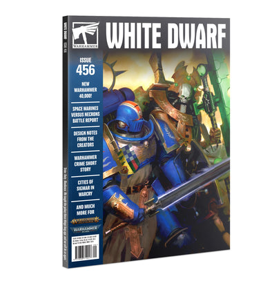 White Dwarf - Issue 456 - September 2020 available at 401 Games Canada