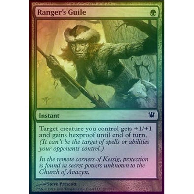 Ranger's Guile (ISD) (Foil) available at 401 Games Canada
