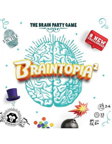 Braintopia 2 - 401 Games