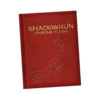 Buy Shadowrun 5th Edition - Chrome Flesh [Limited Edition] and more Great RPG Products at 401 Games