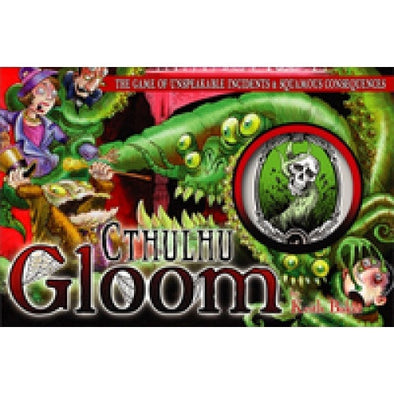 Gloom - Cthulhu Gloom - 401 Games