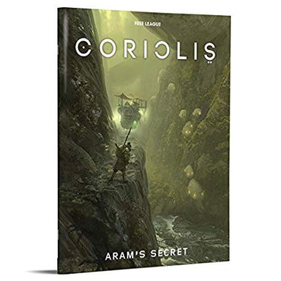 Buy Coriolis: Aram's Secret and more Great RPG Products at 401 Games