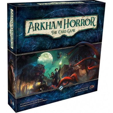 Buy Arkham Horror - The Card Game and more Great Board Games Products at 401 Games