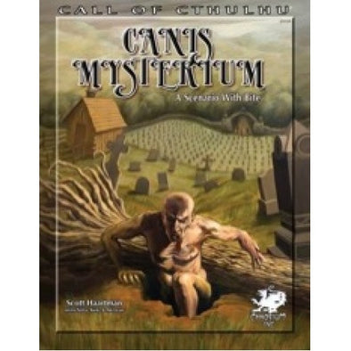 Buy Call of Cthulhu - Canis Mysterium and more Great RPG Products at 401 Games
