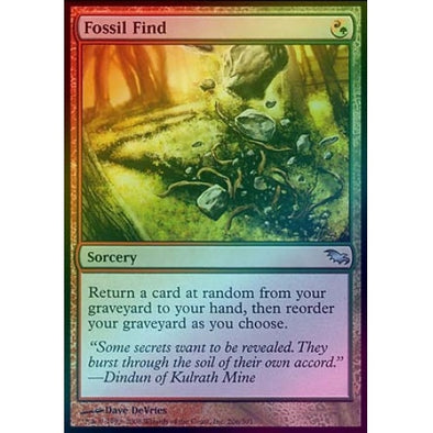 Fossil Find (Foil) - 401 Games