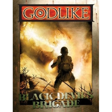 Godlike - Black Devil's Brigade - 401 Games