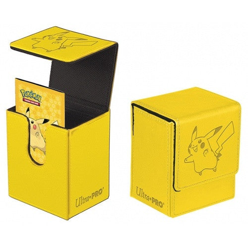 Buy Ultra Pro - Deck Box 100ct - Pokemon - Pikachu and more Great Sleeves & Supplies Products at 401 Games