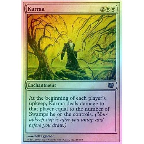 Karma (Foil) available at 401 Games Canada