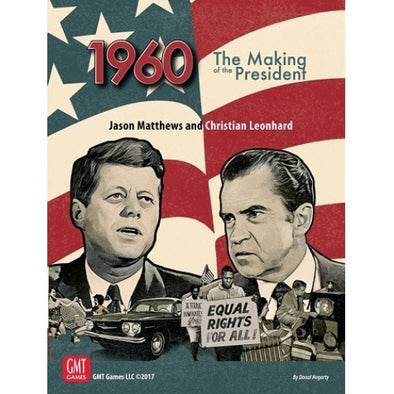 Buy 1960 - The Making of the President and more Great Board Games Products at 401 Games