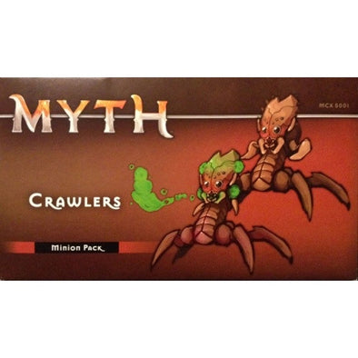 Myth Minion Pack - Crawlers - 401 Games
