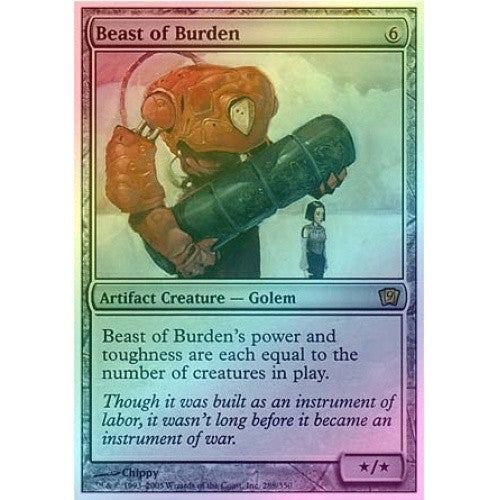 Beast of Burden (Foil) - 401 Games