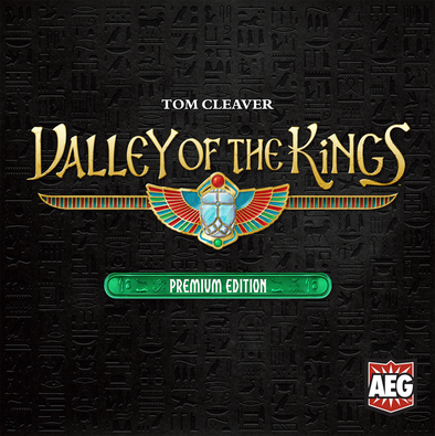 Buy Valley of the Kings - Premium Edition (Pre-Order) and more Great Board Games Products at 401 Games