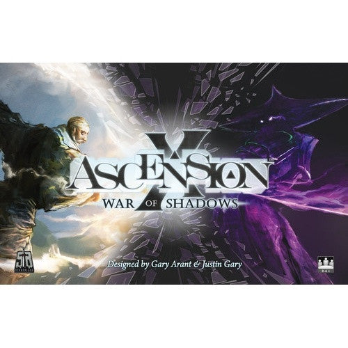 Buy Ascension X - War of Shadows and more Great Board Games Products at 401 Games