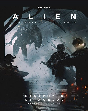 Alien RPG - Destroyer of Worlds (Pre-Order) - 401 Games
