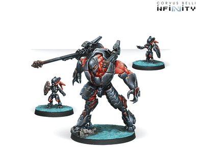 Infinity - Combined Army - Overdron Batroids available at 401 Games Canada