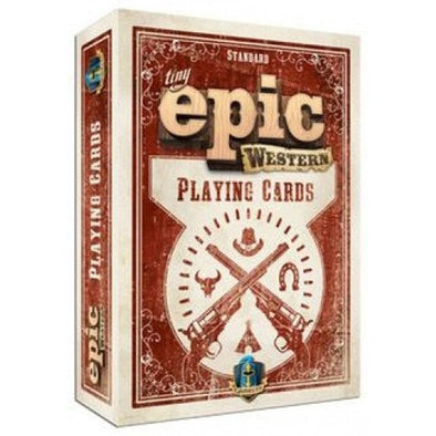Playing Cards - Tiny Epic Western