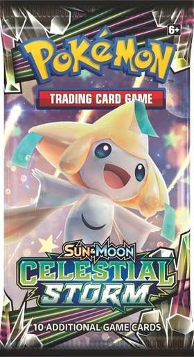 Buy Pokemon - Celestial Storm Booster Pack and more Great Pokemon Products at 401 Games