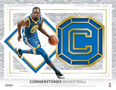 Buy 2017-18 Panini Cornerstones Basketball Hobby Box and more Great Sports Cards Products at 401 Games