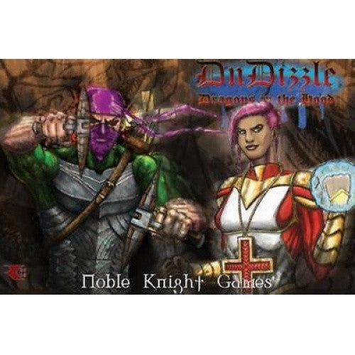 DnDizzle: Dragons in the Hood - Core Rulebook - 401 Games