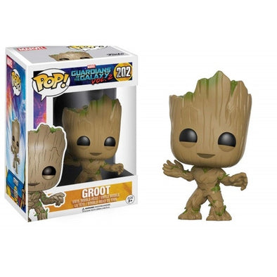 Buy Pop! Guardians of the Galaxy 2 - Groot and more Great Funko & POP! Products at 401 Games