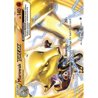 Buy Marowak BREAK - 79/162 and more Great Pokemon Products at 401 Games