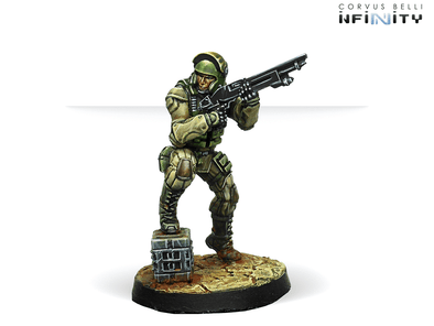 Infinity - Ariadna - Intel Spec-Ops (Grunt version) - 401 Games