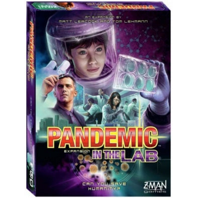 Buy Pandemic - In The Lab Expansion and more Great Board Games Products at 401 Games
