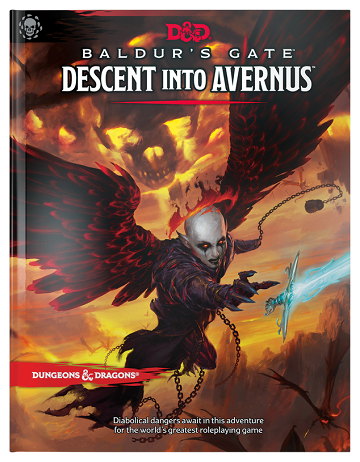 Buy Dungeons & Dragons - 5th Edition - Bladur's Gate - Descent into Avernus (Pre-Order) and more Great RPG Products at 401 Games