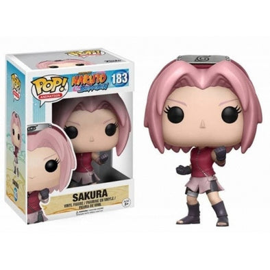Buy Pop! Naruto Shippuden - Sakura and more Great Funko & POP! Products at 401 Games