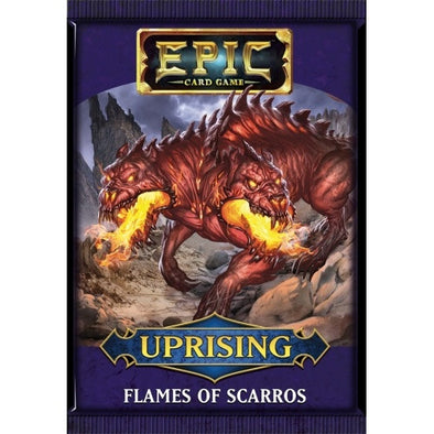 Epic Card Game - Uprising - Flames of Scarros available at 401 Games Canada