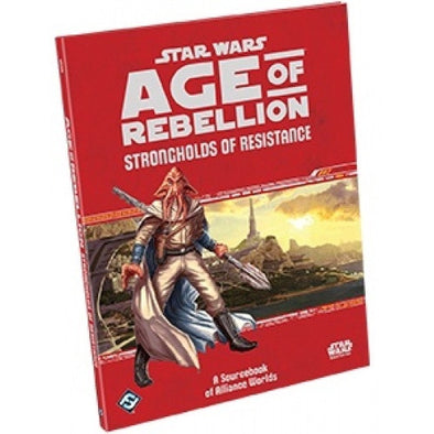 Star Wars: Age of Rebellion - Strongholds of Resistance - 401 Games