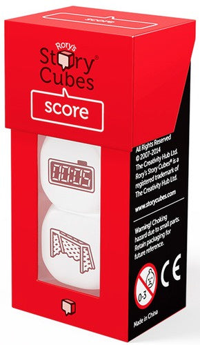 Buy Rory's Story Cubes - Score and more Great Board Games Products at 401 Games