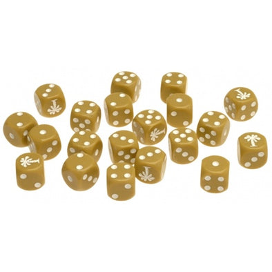 Buy Tanks - Dice Set - Afrika Korps and more Great Tabletop Wargames Products at 401 Games