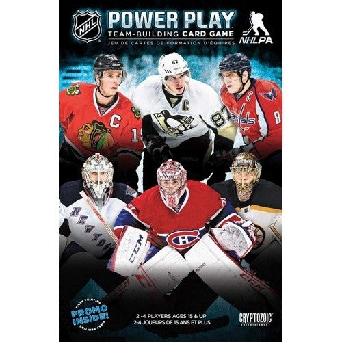NHL Power Play Deck-Building Game - 401 Games