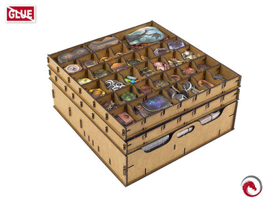 Buy E-Raptor - Gloomhaven Insert and more Great Inserts and Overlays Products at 401 Games