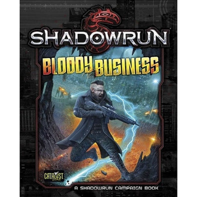Shadowrun 5th Edition - Bloody Business - 401 Games