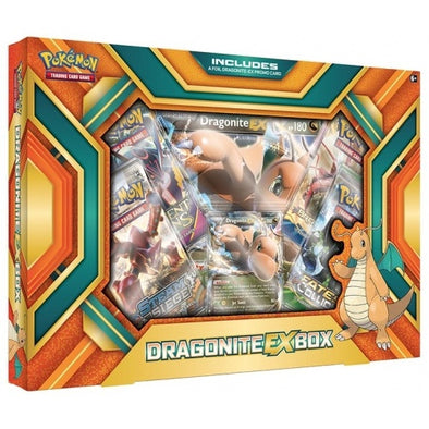 Buy Pokemon - Dragonite-EX Collection Box and more Great Pokemon Products at 401 Games