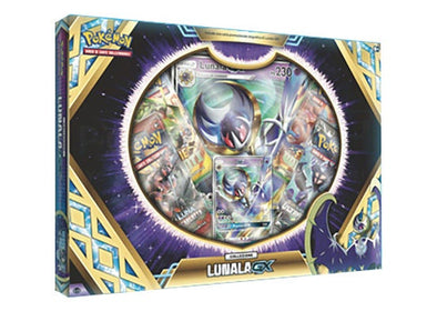 Buy Pokemon - Lunala-GX Collection Box and more Great Pokemon Products at 401 Games