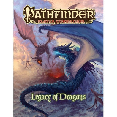 Pathfinder - Player Companion - Legacy of Dragons available at 401 Games Canada