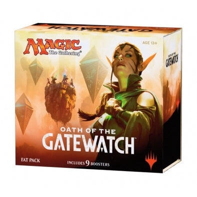 MTG - Oath of the Gatewatch - Fat Pack - 401 Games