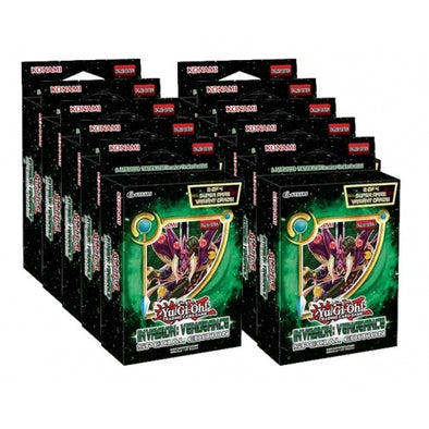 Yugioh - Invasion: Vengeance - Special Edition (Display of 10) - 401 Games