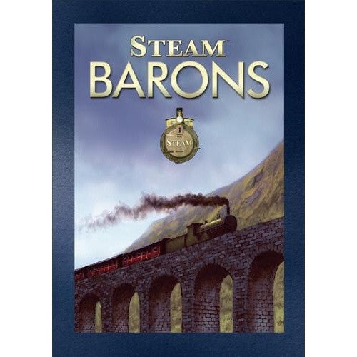 Steam Barons - 401 Games