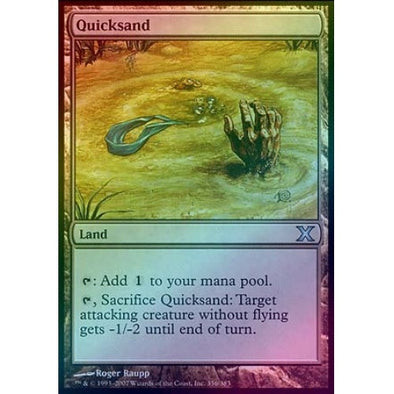 Quicksand (Foil) available at 401 Games Canada